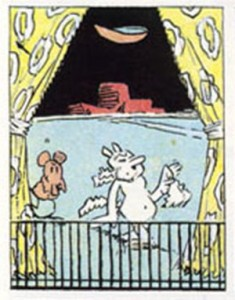 Figure 5, © Fantagraphics, used with permission